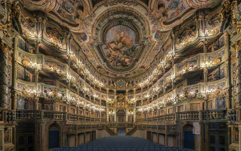 Reise Nach... Opernhaus Bayreuth