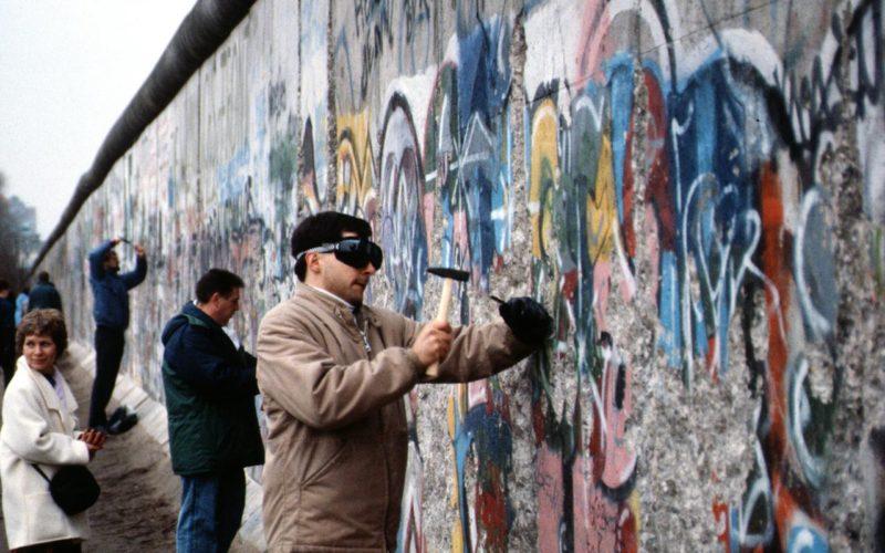 Reise Nach... 30 Jahre Berliner Mauerfall