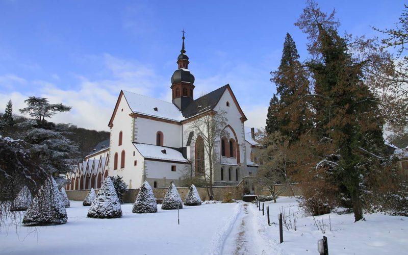 Reise Nach - Kloster Eberbach
