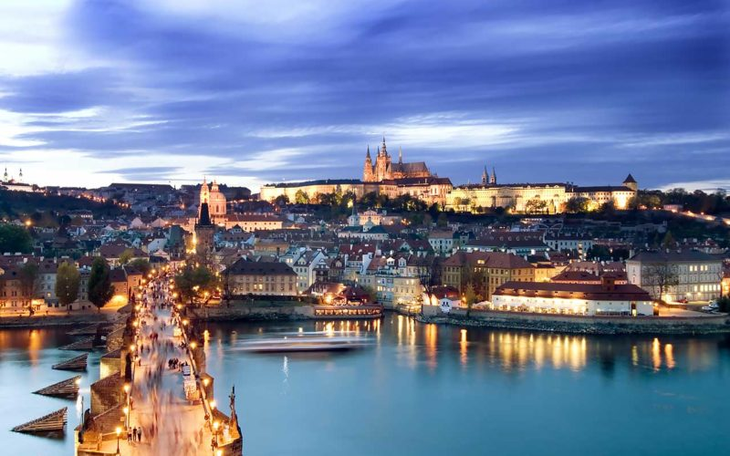 Reise Nach - Prag
